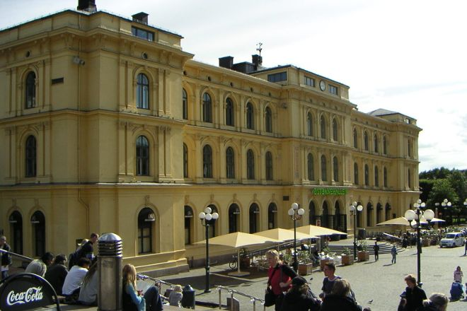 Ostbanehallen, Oslo, Norway