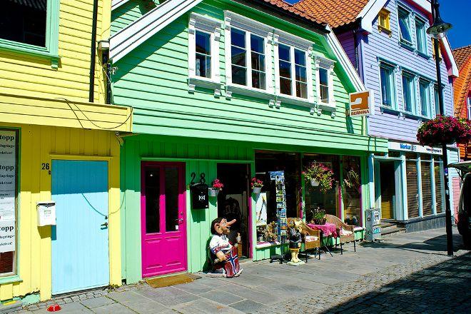 Ovre Holmegate, Stavanger, Norway