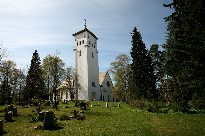 Ris Church, Oslo, Norway