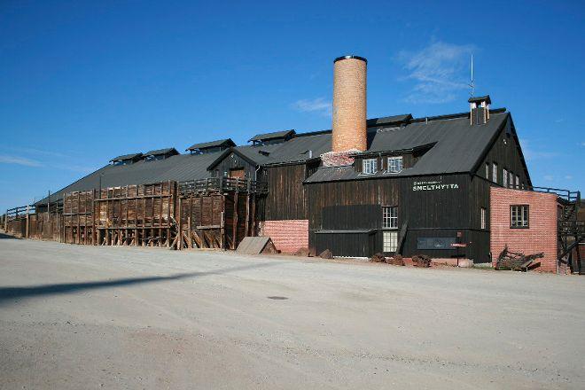 Roros Museum Smelthytta, Roros, Norway