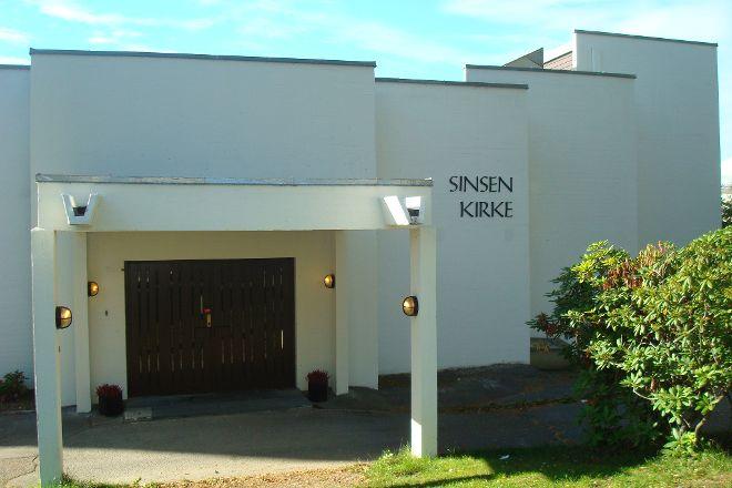 Sinsen Church, Oslo, Norway