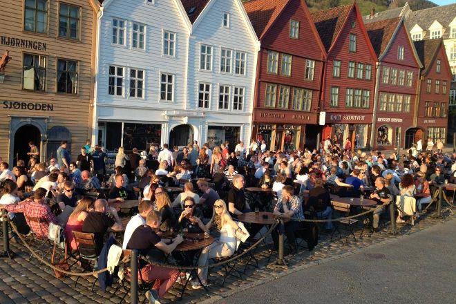 Sjoboden, Bergen, Norway
