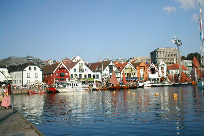 Skagenkaien, Stavanger, Norway