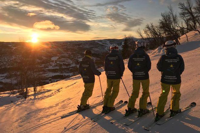 Slaatta Skisenter - Geilo Snowsports, Geilo, Norway