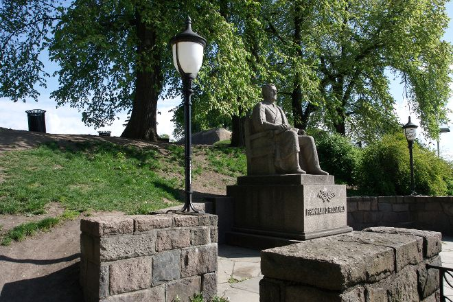 Statue of Franklin D. Roosevelt, Oslo, Norway