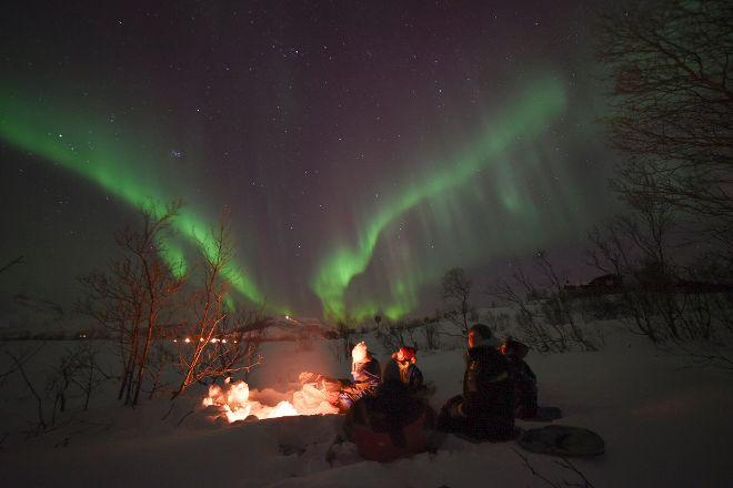 The Green Adventure, Tromso, Norway