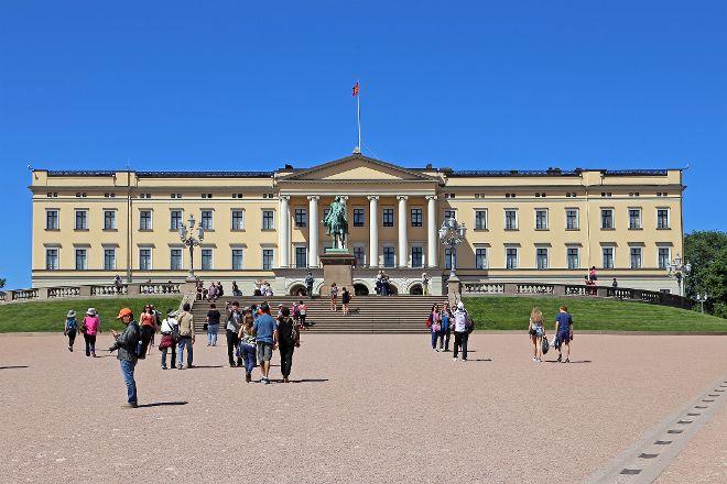 Det Kongelige Slott, Oslo, Norway