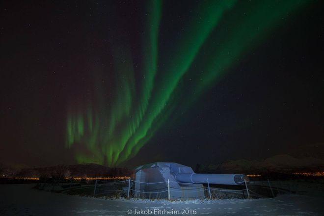 Trondenes fort, Harstad, Norway