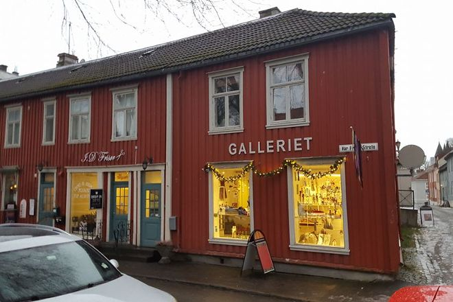Trondheim Brukskunstforening, Trondheim, Norway