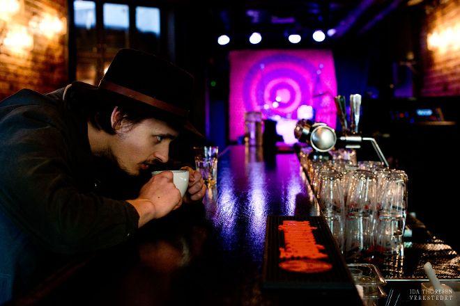 Verkstedet Bar, Oslo, Norway