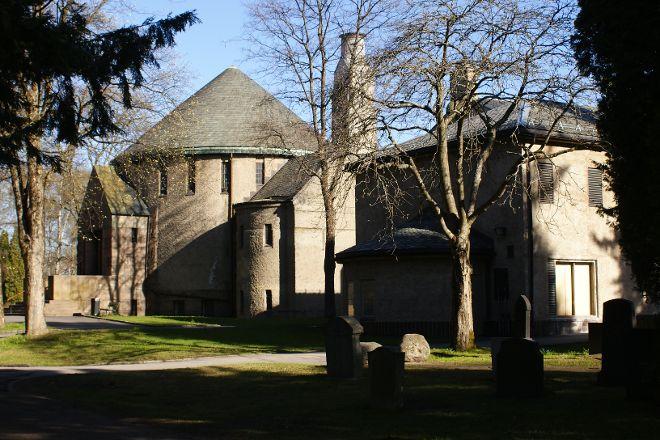 Vestre Gravlund, Oslo, Norway