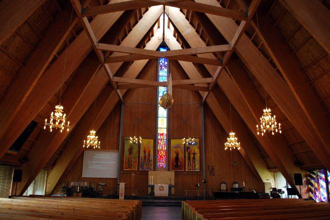 Volsdalen Church, Alesund, Norway