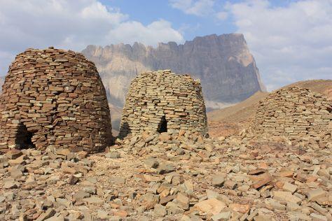 Archaeological Sites of Bat, Al-Khutm and Al-Ayn, Maqabil, Oman