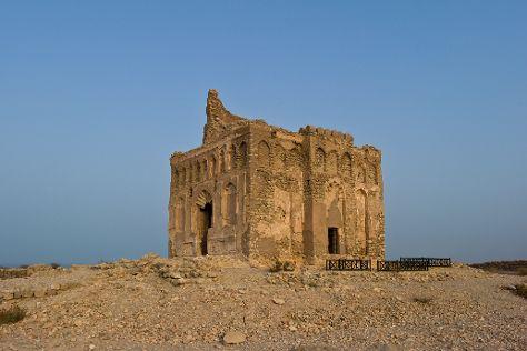 Bibi Maryam Mausoleum, Al Sharqiyah, Oman