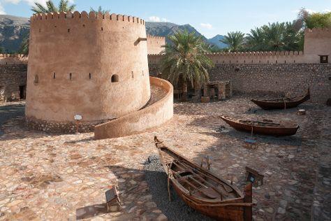Festung Cacapo, Khasab, Oman