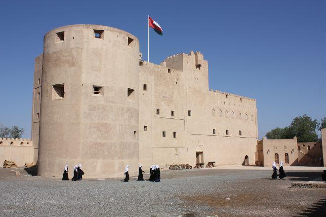 Jibreen Castle, Jabrin, Oman