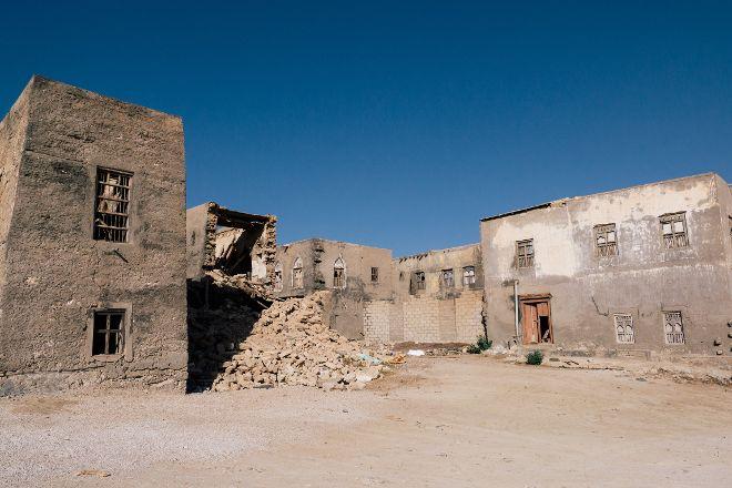 Old Town of Mirbat, Mirbat, Oman