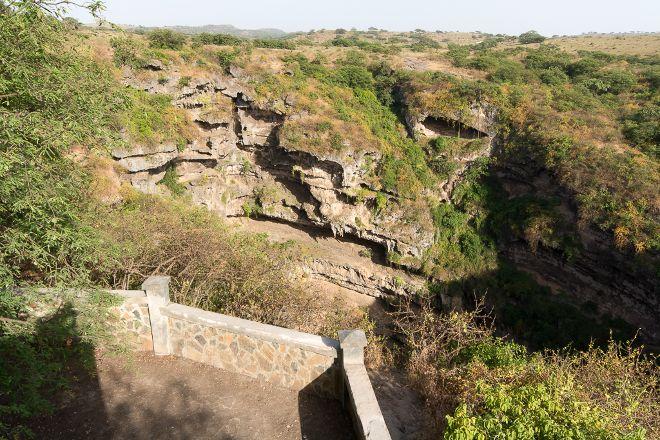 Teeq Cave and Tawi Ateer Sinkhole, Salalah, Oman