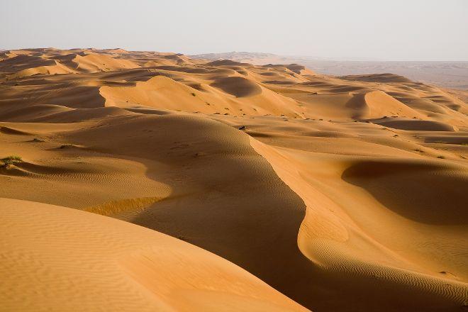 Wahiba Sands, Jalan Bani Buhassan, Oman