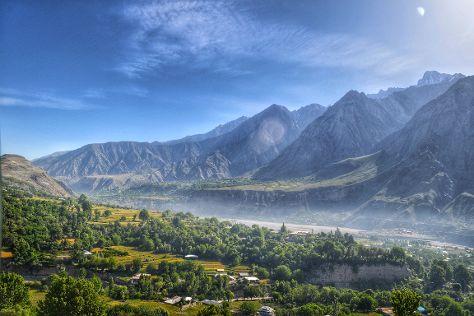 Bumburet Valley, Chitral, Pakistan