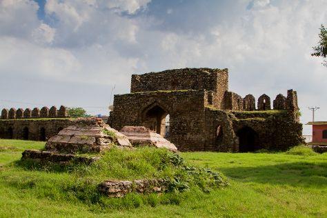 Rawat Fort, Rawat, Pakistan