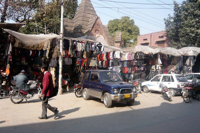 Anarkali Bazaar, Lahore, Pakistan