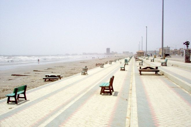 Clifton Beach, Karachi, Pakistan