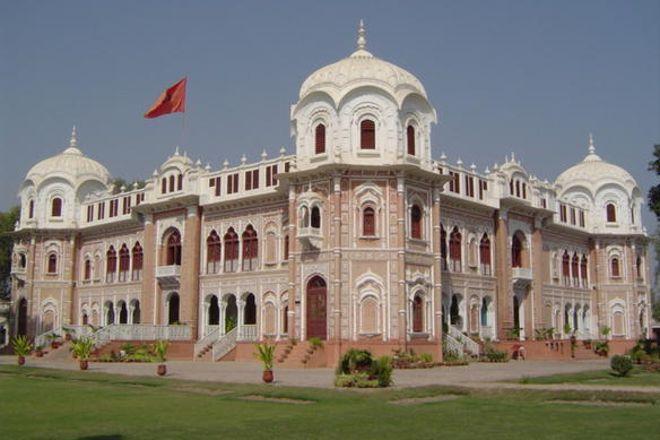 Darbar Mahal, Bahawalpur, Pakistan