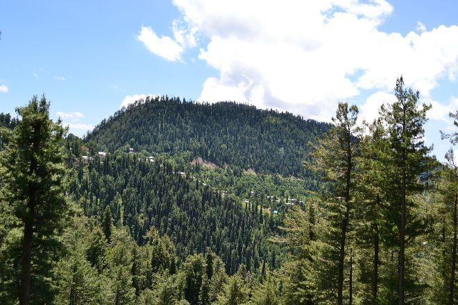 Dunga Gali Pine Line Track, Khyber Pakhtunkhwa Province, Pakistan