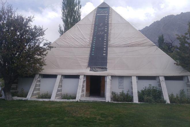 K2 Museum, Skardu, Pakistan