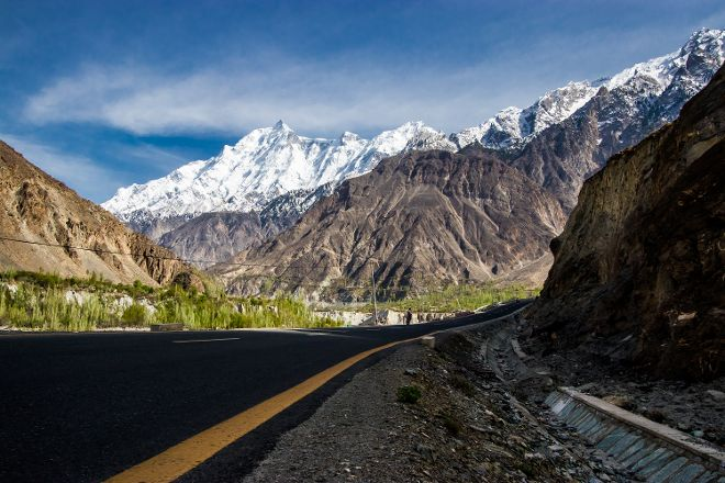 Karakoram Highway, Gilgit, Pakistan
