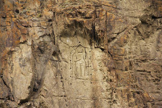 Kargah Buddha, Gilgit, Pakistan
