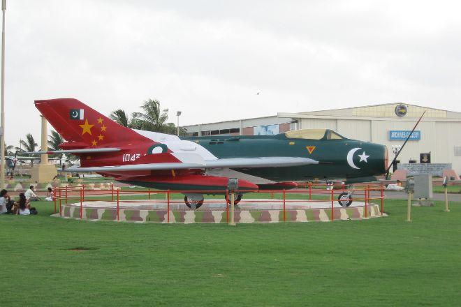 PAF Museum, Karachi, Pakistan
