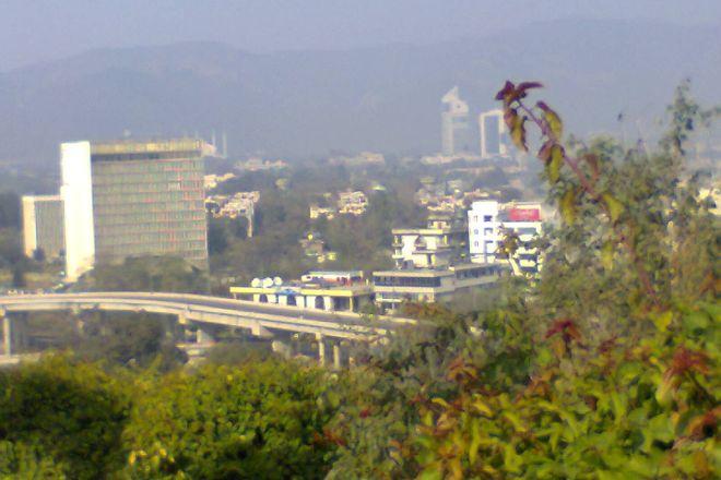 Shakarpariyan Hills, Islamabad, Pakistan