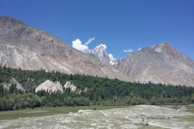 Shigar Valley, Shigar, Pakistan
