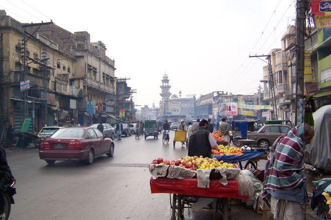 The Raja Bazaar, Rawalpindi, Pakistan
