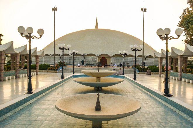 Tooba Mosque, Karachi, Pakistan