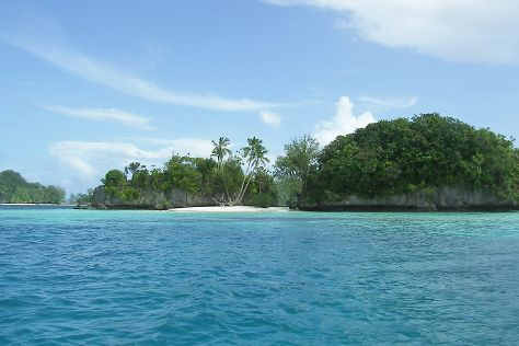 Rock Islands Southern Lagoon, Koror, Palau