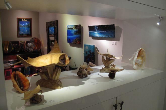 Belau Art Gallery, Koror, Palau
