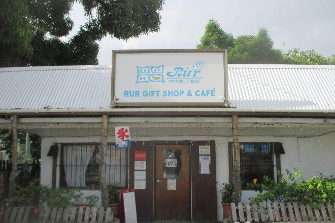 Rur Giftshop & Cafe, Koror, Palau