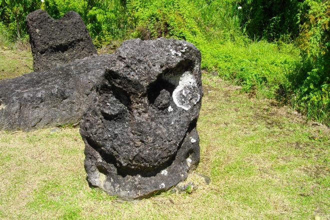 Stone Monoliths, Koror, Palau