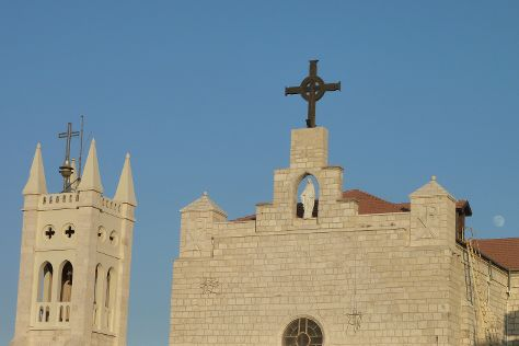 Annunciation Latin Parish, Beit Jala, Palestinian Territories
