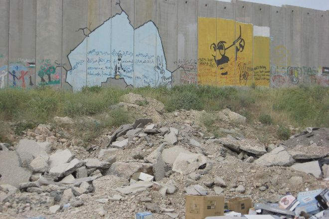Banksy's Shop, Bethlehem, Palestinian Territories
