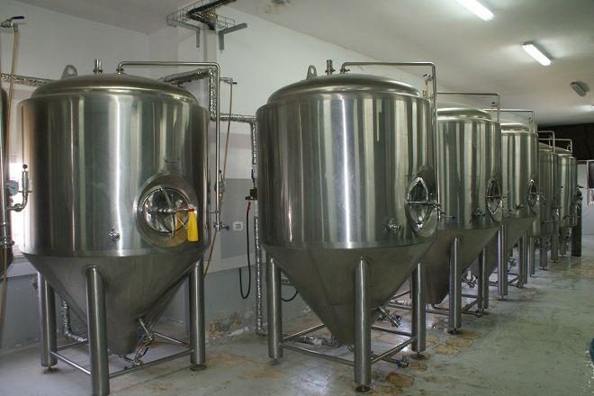 Birzeit Brewery, Ramallah, Palestinian Territories