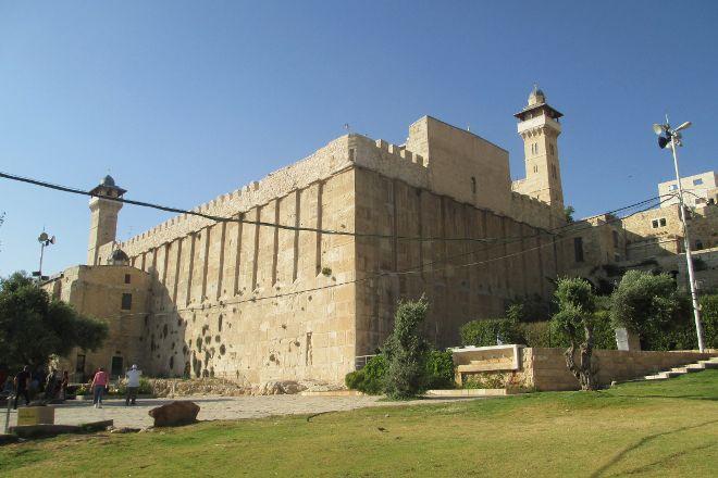 Me'arat ha-Makhpela, Hebron, Palestinian Territories