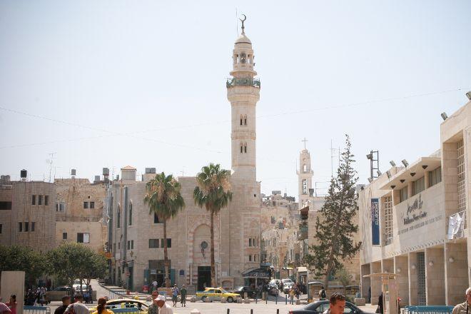 Mosque of Omar, Bethlehem, Palestinian Territories