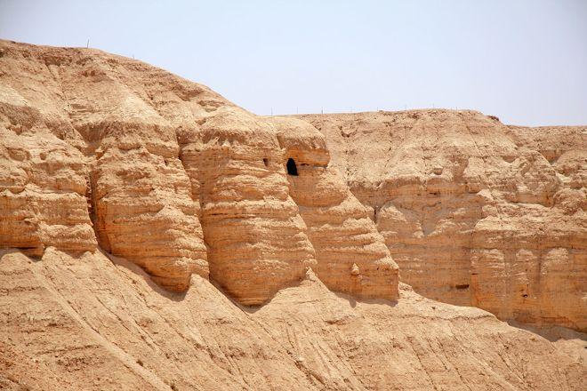 Qumran National Park, Kalia, Palestinian Territories