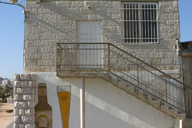 Taybeh Brewery, Ramallah, Palestinian Territories