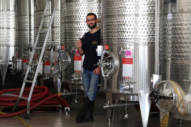 Taybeh Winery, Ramallah, Palestinian Territories