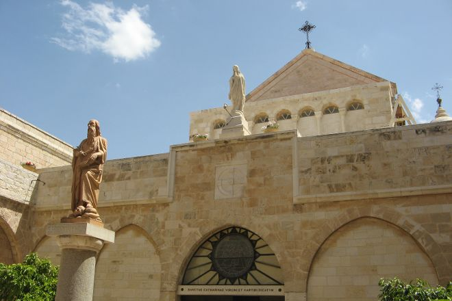 The Church of St. Catherine, Bethlehem, Palestinian Territories